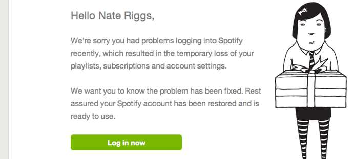 how to find my email account spotify