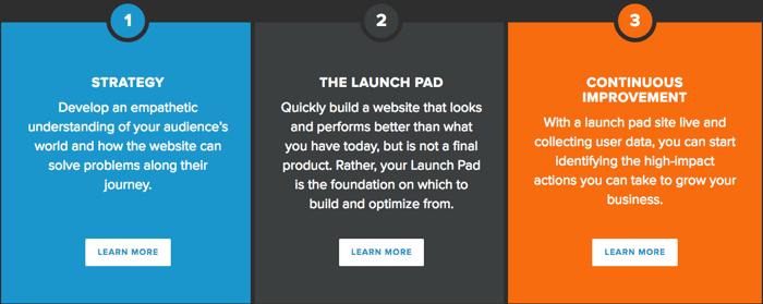 website design report