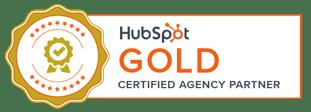 hubspot partner gold tier