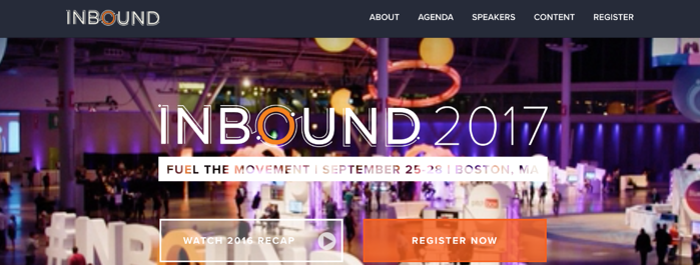 Higher Education Marketing Conference Inbound