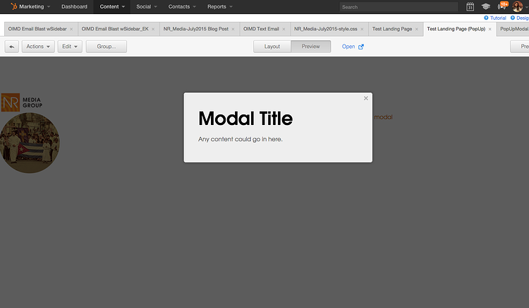 What You Need to Know Creating a jQuery Modal Popover in