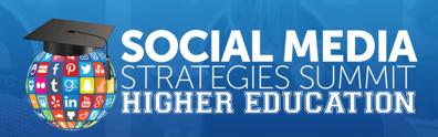 Digital Skillscast Social Media Strategies Summit Higher Education