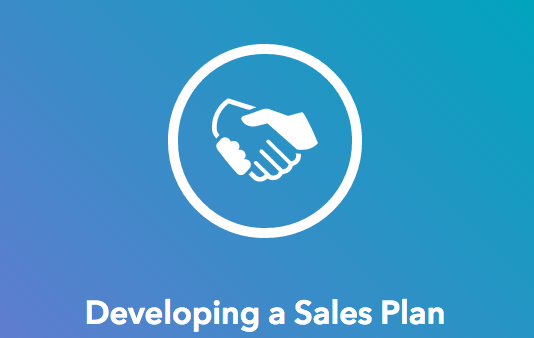 HubSpot Education Partner Program Developing a Sales Plan Certification