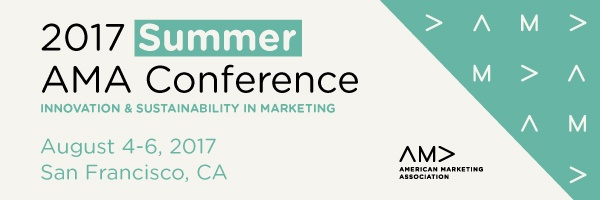 Higher Education Marketing Conference 2017 Summer AMA Conference