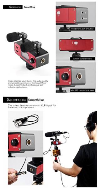 Saramonic SmartMixer