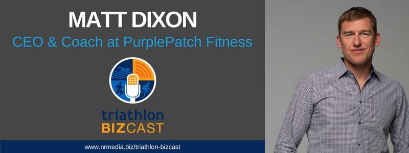 purplepatch fitness matt dixon | triathlon coaching