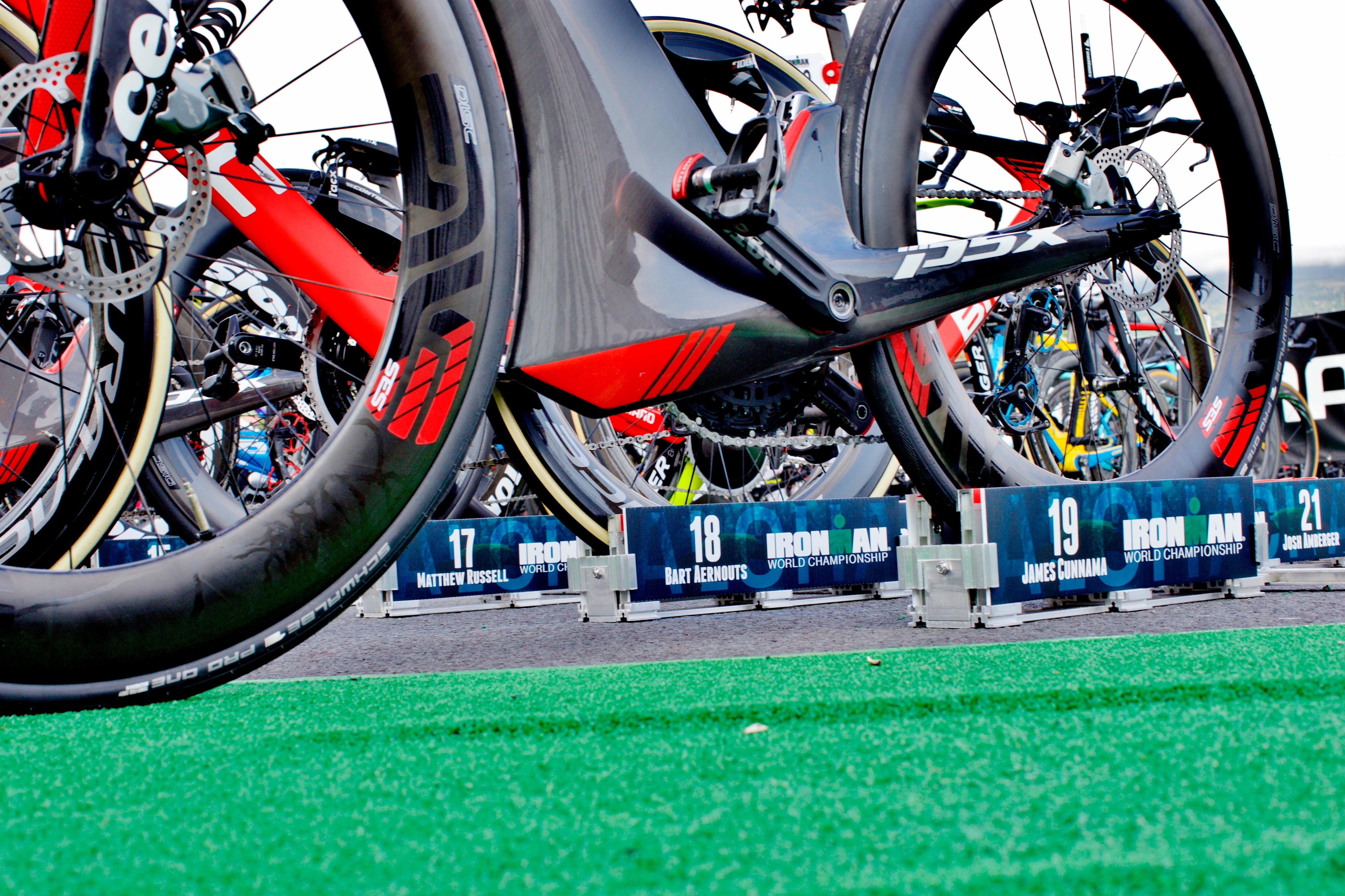 fast triathlon transitions