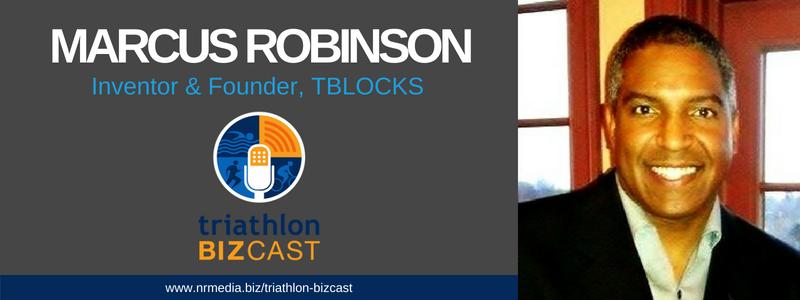 marcus robinson TBLOCKS inventor