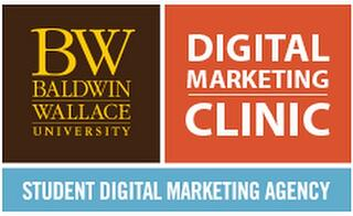 baldwin wallace | student marketing agency | digital marketing clinic
