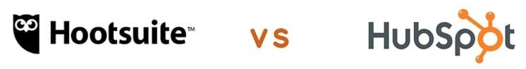 hootsuite vs hubspot